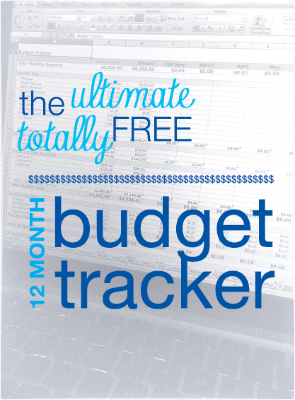 Free Budget Tracker